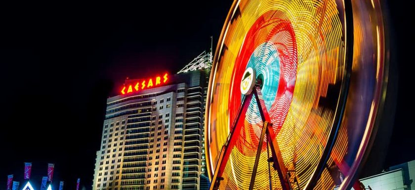 Canadian Caesars Casino on the Wheel of Fortune